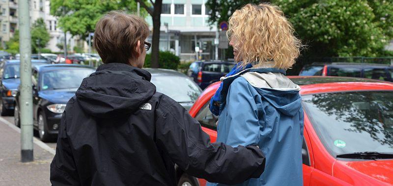 FIM Opferschutz bei Menschenhandel