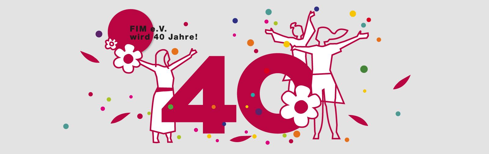 40 Jahre FIM