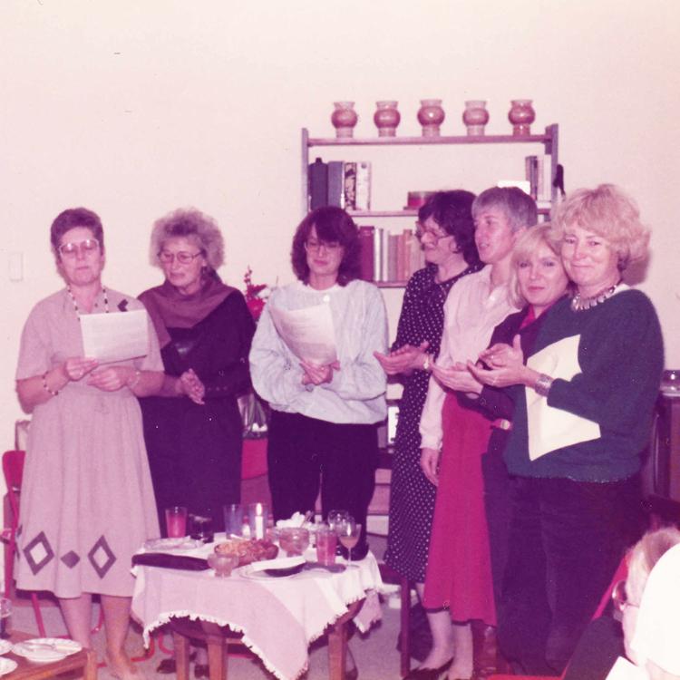 40 Jahre FIM Gründung Weltgebetstag 1980