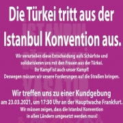 Türkei Istanbul Konvention